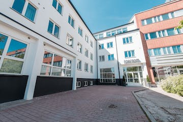 Forenom Serviced Apartments Helsinki Lauttasaari