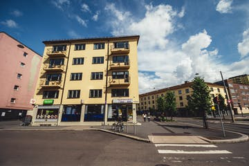 Forenom Serviced Apartments Oslo Carl Berners Plass