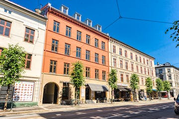 Forenom Serviced Apartments Oslo Schous Plass