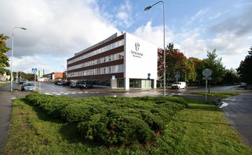 Forenom Serviced Apartments Rauma Kaivopuisto
