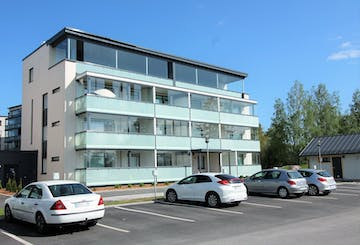 Forenom Serviced Apartments Turku Mälikkälä